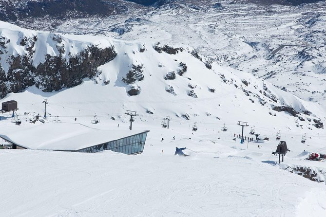 1 Day All Mountain Lift Pass Mt Ruapehu, Parque nacional de Tongariro, NOVA ZELÂNDIA