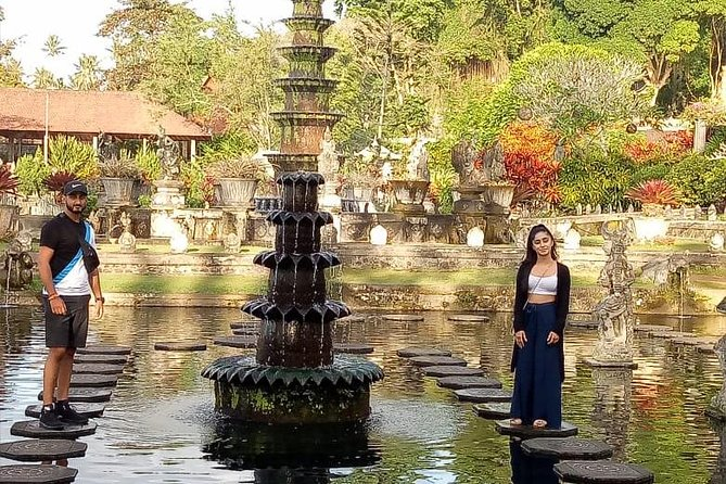 Escape from the crowded city, with dual price available on private tour. Let's go to The real nature of Bali on private day tour with our fun and friendly English speaking tour driver. discover the great of Tukad Cepung Waterfall, Besakih Temple, Lunch at Lereng Agung Restaurant , Tirta Gangga , and Lempuyang Temple on the amazing coast experience. Meet us in your hotel lobby in all surrounding area of starting point and enjoy the free worry of Bali road confusing traffic and get ready for new real Bali Nature Experience