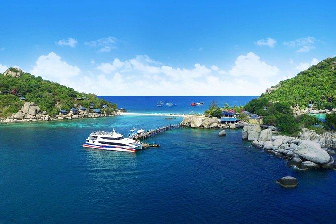 Koh Tao to Railay Beach by Lomprayah Catamaran, Coach and Longtail Boat, Ko Tao, TAILANDIA