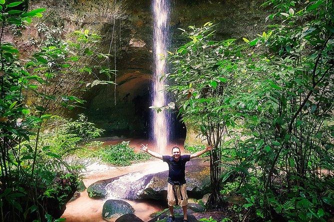 From Manaus: Amazonian Waterfalls & Caves - 14 People Max - Small Groups, Manaus, BRASIL
