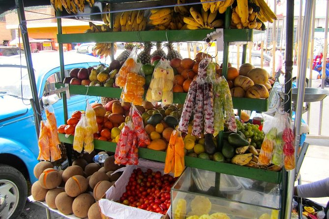 Local Markets & Food History Small-Group Tour, Lima, PERU