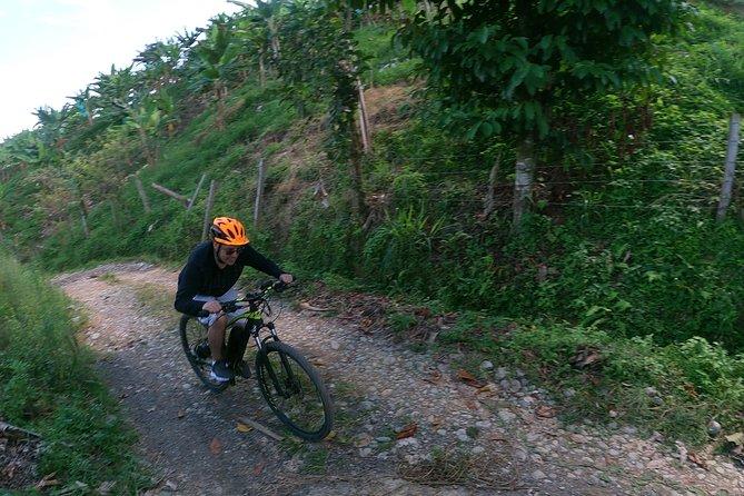 El sendero del Cacique (Nature Bike tour), ,