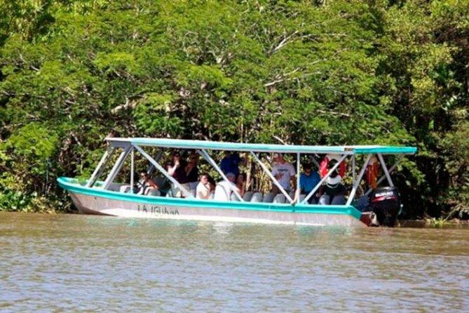 Safari en barco del estuario de Tamarindo, Tamarindo, COSTA RICA