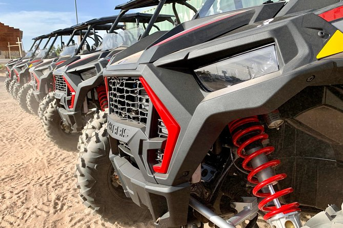 Experience one of the best off-road adventures that El Paso has to offer. Explore miles of beautiful trails . Our rental office is conveniently located at the entrance to a beautiful area called Red Sands in East El Paso, Texas. Trailers are not needed. Just park at our facility and hop on a Buggy to explore miles of gorgeous desert landscapes . We offer the best equipment on the market. All of our rental vehicles are new 2019 models, outfitted with the very best equipment! Premium doors, rooftops, tablets with docking stations and more have been installed on each of our rental units to make your experience enjoyable and safe. Go off the beaten path and start your outdoor adventure today! We are conveniently located just 17 minutes from El Paso international Airport.