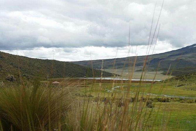 Excursión de un día al volcán Antisana desde Quito, Quito, ECUADOR