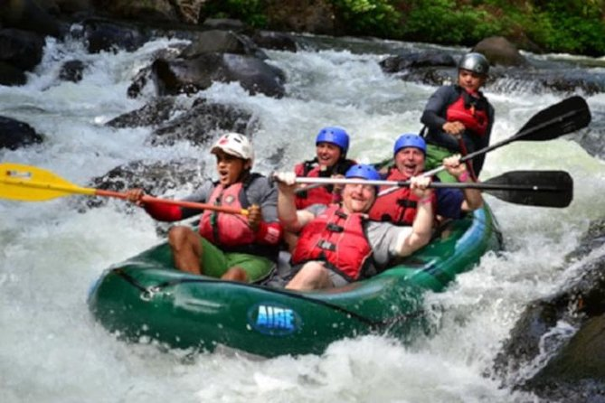 Whitewater Rafting Class III and IV, ,
