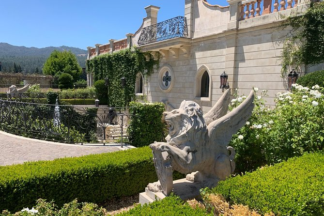 Enjoy the Beauty of Napa Valley and Sonoma. Taste Best Wines , the region has to offer. We'll plan the day for you, based on your wine and personal preferences. We'll do our best to accommodate your requests and build most joyful itinerary for your group. <br>-<br>If you are unsure of which wineries to visit, there are predetermined lists of our top picks available, and we can accommodate your specific desired wine type.<br>-<br>Usual pick up times available:<br>from Sonoma , Napa as early as 9:30am<br>from San Francisco as early as 8:30 am<br>-<br>Some of the wineries , we frequently visit are in Tour Details, below. However, each group is different and we will make sure your day in Wine Country spent with joy and pleasure. <br><br>