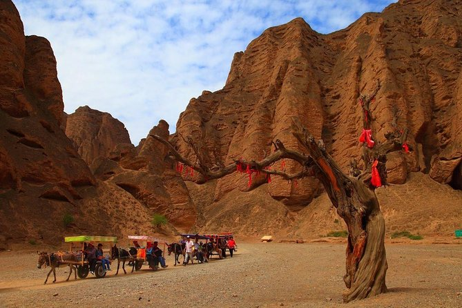 Lanzhou Private Round Trip Transfer to Yellow River Stone Forest, Lanzhou, CHINA