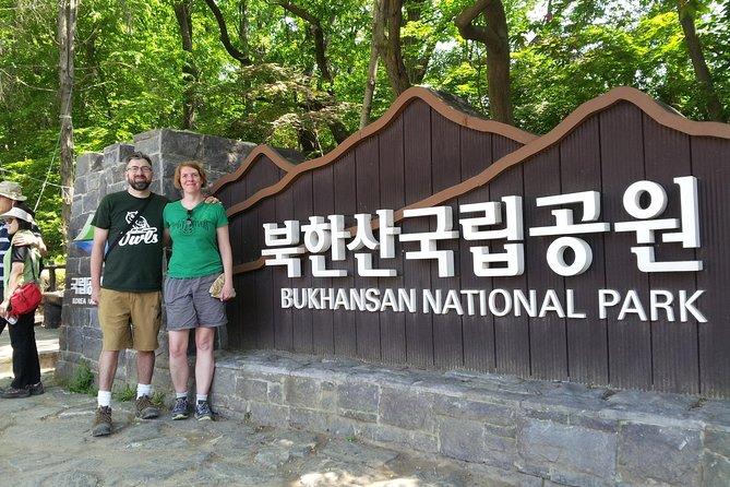 Caminata por el monte Bukhan con spa de estilo coreano, Seul, COREA DEL SUR