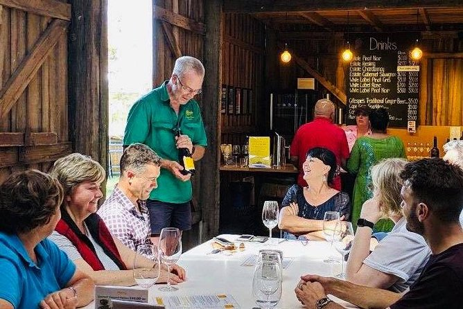 This all inclusive trip is the definitive way to experience this amazing regions wineries, award winning distillery and craft beer – all with a designated driver in our Tassie Trails 12 seater bus. <br>Celebrating local produce and gourmet beverages with an informative passionate guide and designated driver whose passion for craft will take this experience to a whole new level<br>Get more information, direct booking and lower price at Tassie Trails.