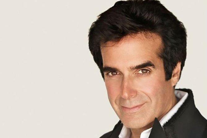 David Copperfield en Grand Hotel and Casino MGM , Las Vegas, NV, ESTADOS UNIDOS