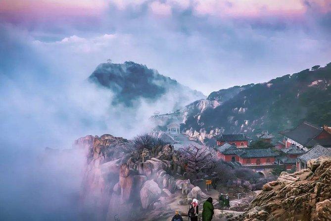 MÁS FOTOS, 2-Day Zhengzhou Bullet Train Trip to Qufu and Mount Tai with Accommodation