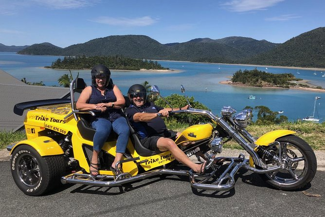 Personalise a Tour to suit yourself. Our Tours are just guides. If you'd like to go somewhere else, just ask the rider. Speak one-on-one with the rider and your travel buddy, with our Sena inhelmet Bluetooth system. Ask the questions. If we don't know the answer we will find out. No other Tour like this in Airlie Beach