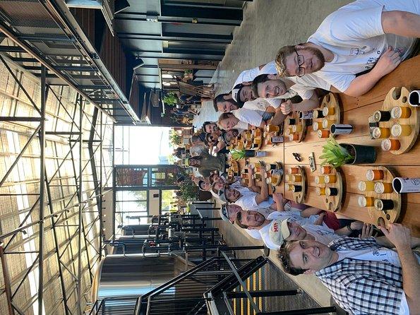 Full Barrel Brewery and Distillery tour, Byron Bay, AUSTRALIA