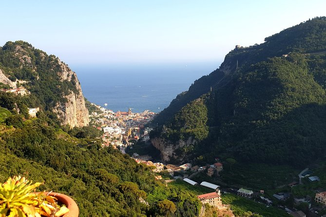 Running tour, Amalfi, ITALIA