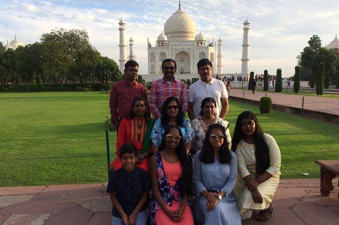 Excursión privada de lujo de cuatro días por el Triángulo Dorado a Agra y Jaipur desde Nueva Delhi, Agra, INDIA
