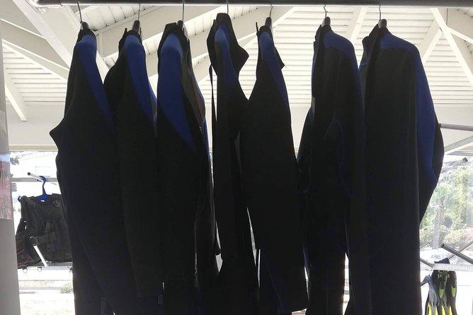 Wet Suits 3/2mm, 5mm, Protaras, CHIPRE