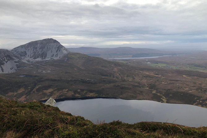 Mountain walk in Glenveagh National Park, Donegal, Ireland