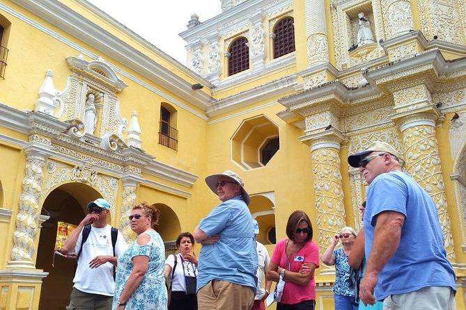 Puerto Quetzal Shore Excursion: Antigua, Jade Museum & Factory, Puerto Quetzal, GUATEMALA