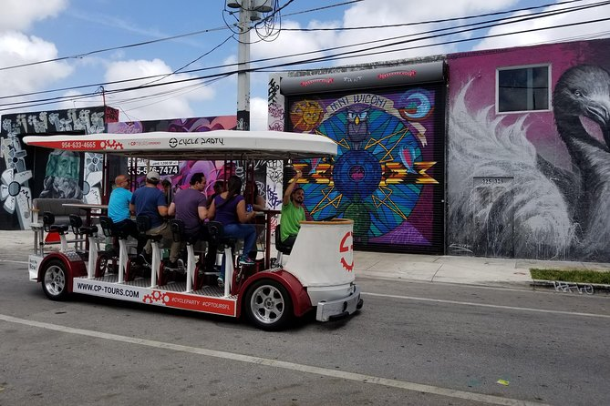 Wynwood Cycle Party Bar Crawl, Miami, FL, UNITED STATES