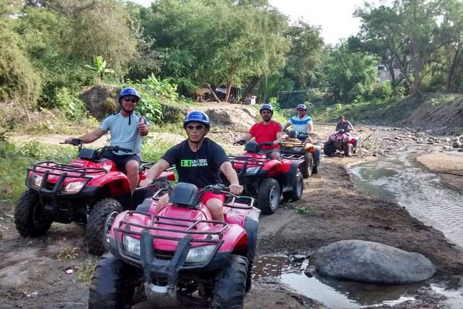 Atvs With Danitours Rural Areas Montains River Carne Azada For Lunch, Manzanillo, MÉXICO