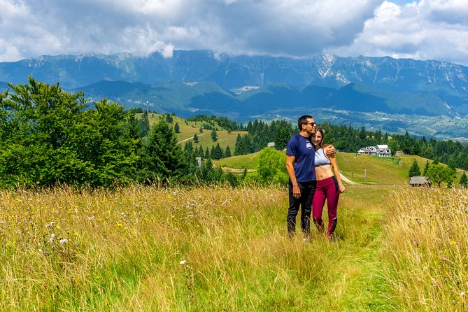 One Day Tour to Bran Castle and hiking in Piatra Craiului National Park, Bucharest, ROMANIA