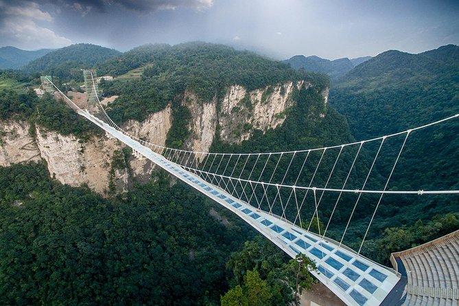 MÁS FOTOS, One-Day Zhangjiajie Private Tour: Grand Canyon Glass Bridge & Baofeng Lake