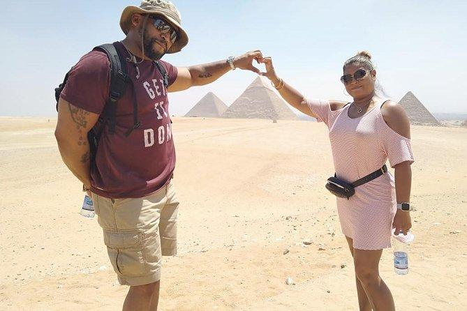 Giza pyramids ,sphinx ,quad bike &camel ride Cairo Giza hotel with expert guide, Guiza, Egito