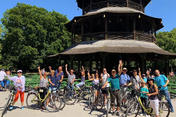 Munich Bike Tour, Munich, ALEMANIA