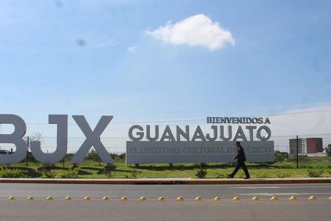 Traslado de San Miguel de Allende al aeropuerto BJX, San Miguel de Allende, MEXICO