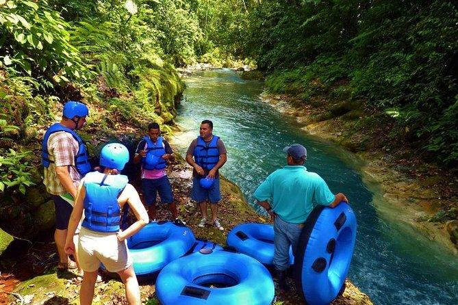Aventura de tubing y aguas termales en Rincón de la Vieja desde Tamarindo, Tamarindo, COSTA RICA