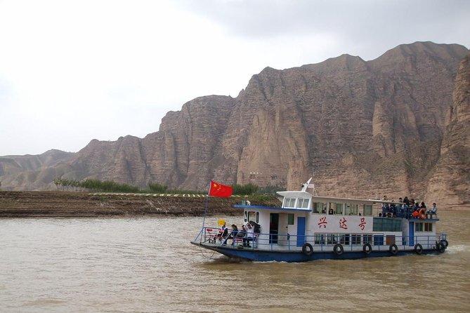 Lanzhou Private Round Trip Transfer to Liujiaxia and Bingling Temple, Lanzhou, CHINA