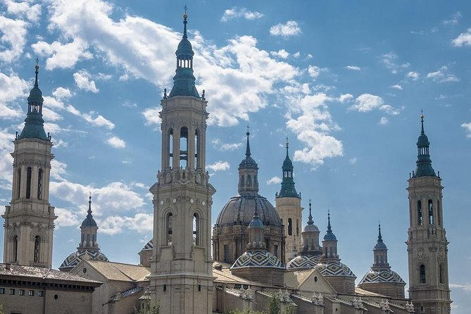 Enjoy this completely personalized half day private tour of Zaragoza and enjoy the most important monuments and sights. Take this opportunity to get to know Zaragoza in this experience with your own private tour guide and private vehicle with chauffeur. Get to personalize your own experience.