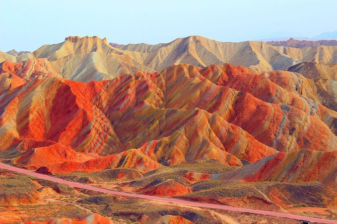 Private Day Tour to Zhangye Danxia Geopark from Lanzhou by Bullet Train, Lanzhou, CHINA