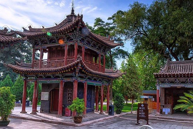 Lanzhou Private Day Trip to Zhangye Danxia Geopark, Dafo Temple by Bullet Train, Lanzhou, CHINA