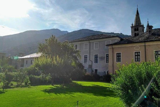 Introducing Aosta, Aosta, ITALIA