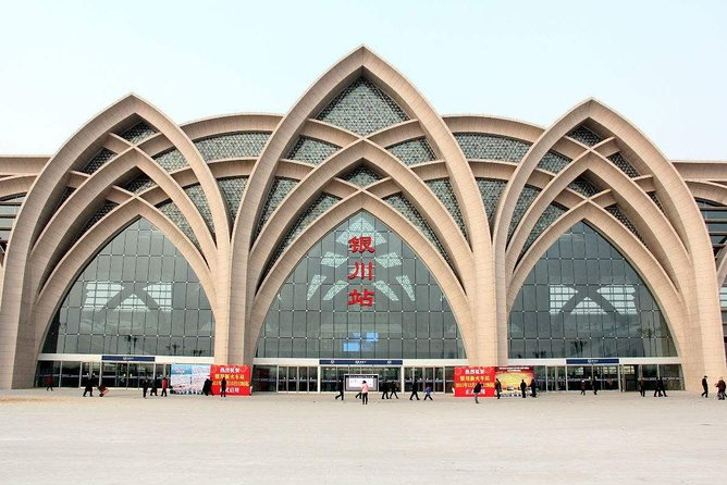 Save time and money by pre-booking a private transfer service to your Yinchuan hotel! You'll be met by a representative at the Yinchuan Railway Stations and transferred in comfort to your hotel. This is the ideal way to start your holiday! Transfer services are available 24 hours a day, 7 days a week and coincide with your train's arrival.