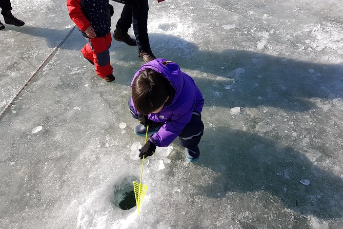 Private experience for Ice fishing and Ski from Seoul to Gangwon-do, Seul, COREA DEL SUR