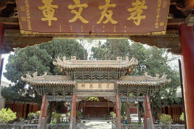 Lanzhou Private Day Trip to Tianti Grottoes, Luoshi Pagoda and Leitai in Wuwei, Lanzhou, CHINA