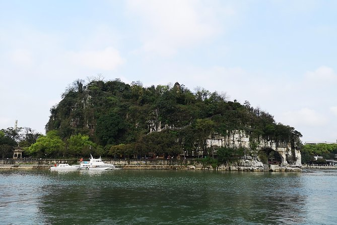 This is a private tour which means you will travel with a private guide in a private vehicle. The highlight of this tour is, we provide lunch for you. Lunch will be Guilin famous Rice Noodles at a local shop where the locals usually have their meals. There will be no forced shopping tours in our packages.