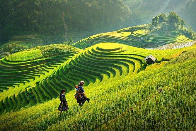 Aventura única en Sapa desde Hanói de 3 días, Hanoi, VIETNAM