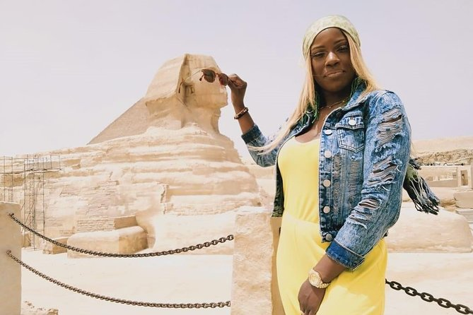 Giza pyramids ,sphinx & old Cairo from Cairo Giza hotel with expert guide, Guiza, Egypt