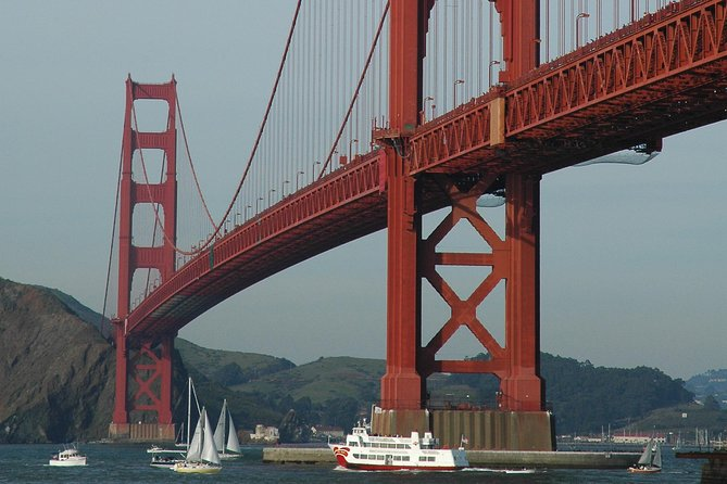 Straight to the Gate Access: San Francisco Bridge-to-Bridge Cruise, San Francisco, CA, ESTADOS UNIDOS