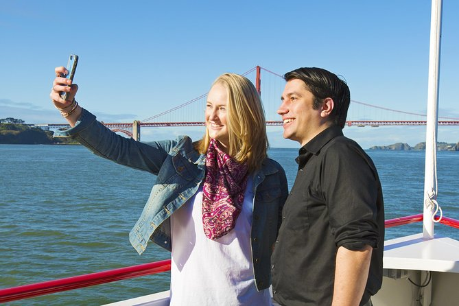 Straight to the Gate Access: Golden Gate Bay Cruise, San Francisco, CA, ESTADOS UNIDOS