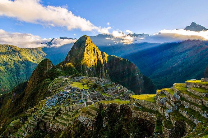 Machu Picchu By Car (2 Days), Machu Picchu, PERU