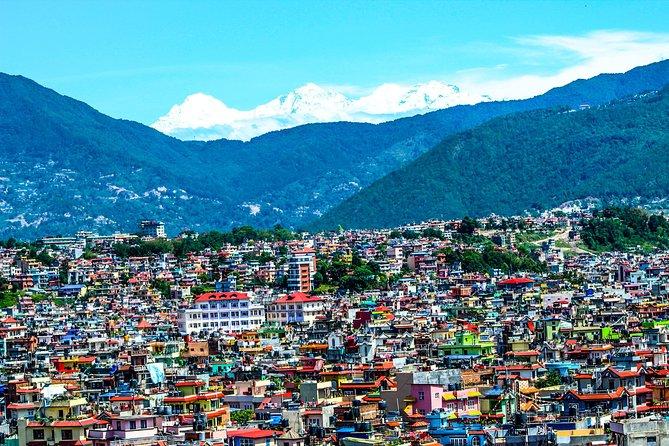 Mountain Bike Tour, Katmandu, NEPAL