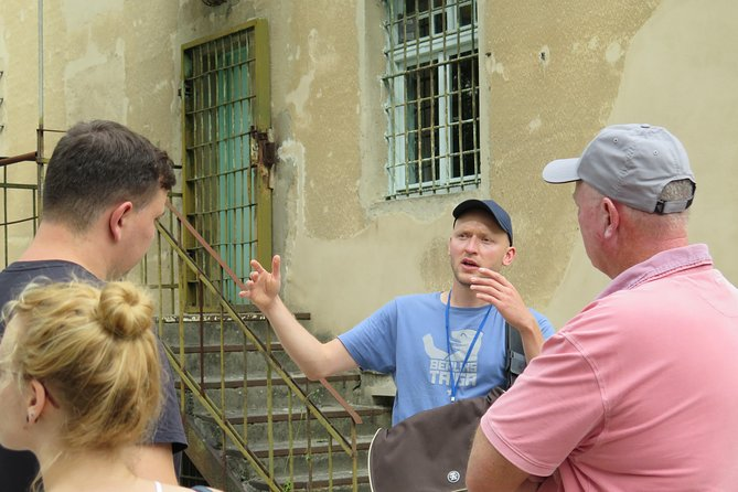 3.5-Hour Small-Group Soviet Potsdam Tour with Bridge of Spies, Potsdam, GERMANY