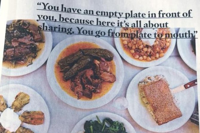 The Delicious Chania Food Tour, ,