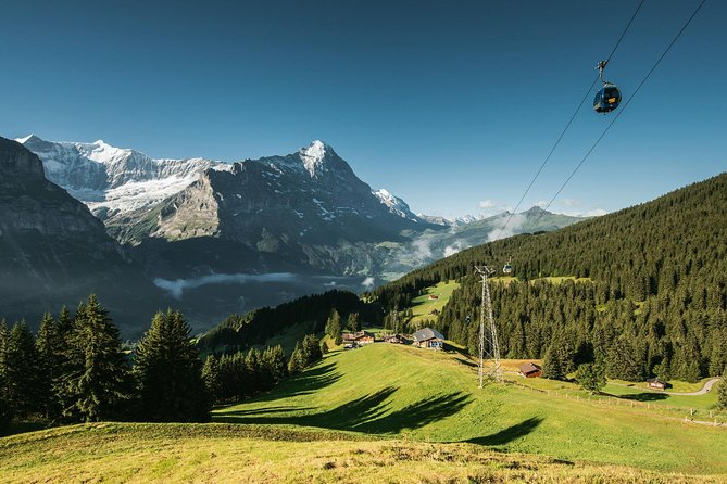 Interlaken and Grindelwald Day Trip from Lucerne, Lucerna, SUIZA