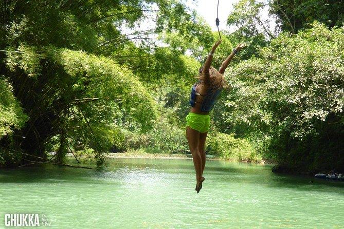 Jungle River Tubing Safari from Montego Bay, Montego Bay, JAMAICA